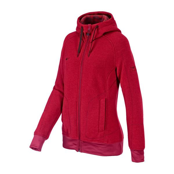 Kaikkialla Marja Hooded Jacket Frauen - Fleecejacke