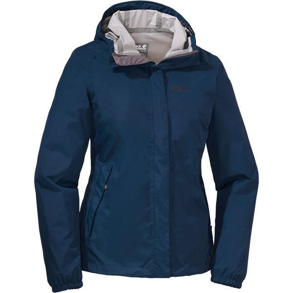 Jack Wolfskin Cloudburst Jacket Frauen - Regenjacke