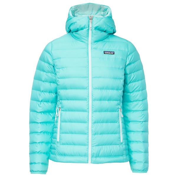 Patagonia Down Sweater Hoody Frauen - Daunenjacke