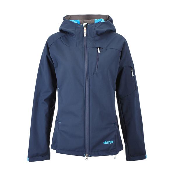 Sherpa Devi Hooded Jacket Frauen - Softshelljacke