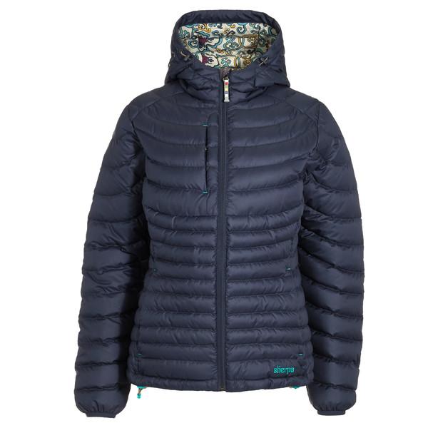 Sherpa Nangpala Hooded Down Jacket Frauen