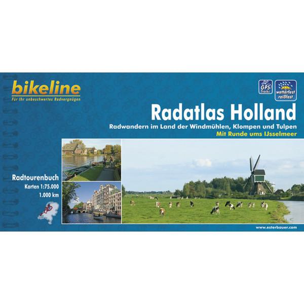 Bikeline Radatlas Holland