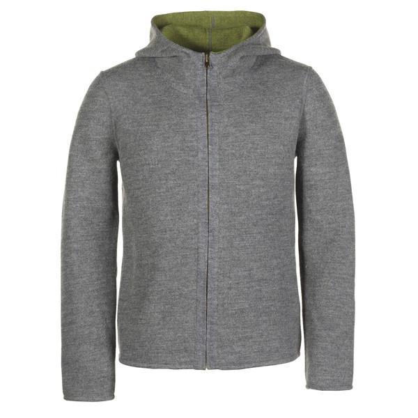 Himalaya Wool Jacket Männer - Wolljacke