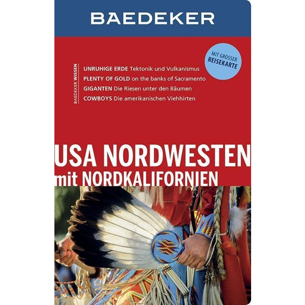 Baedeker Reiseführer USA Nordwesten
