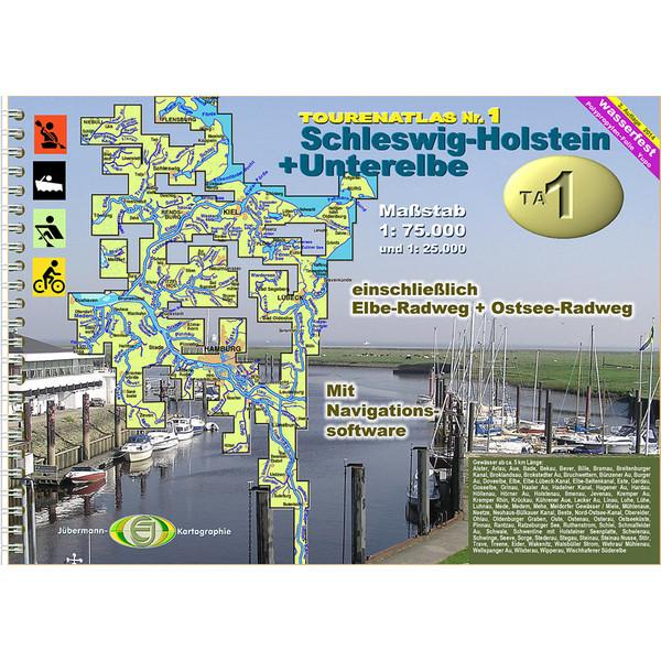 Wasserwandern 01. Schleswig-Holstein