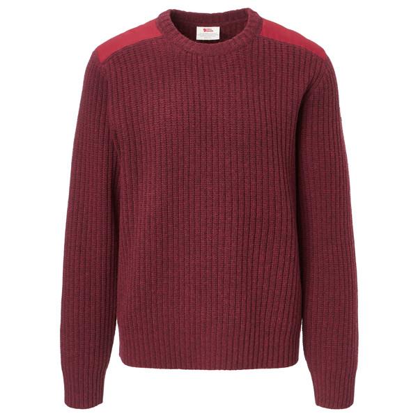 Fjällräven Singi Knit Sweater Männer - Wollpullover