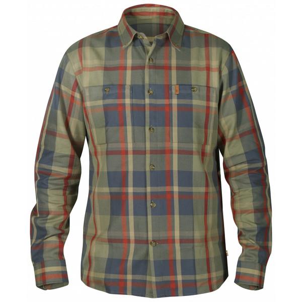 Fjällräven Kiruna Heavy Twill Männer - Outdoor Hemd