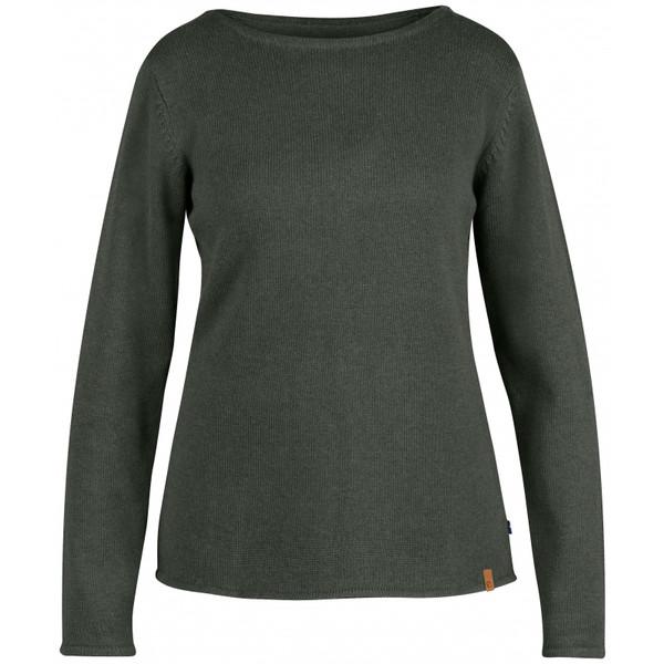 Fjällräven Kiruna Knit Sweater Frauen - Sweatshirt