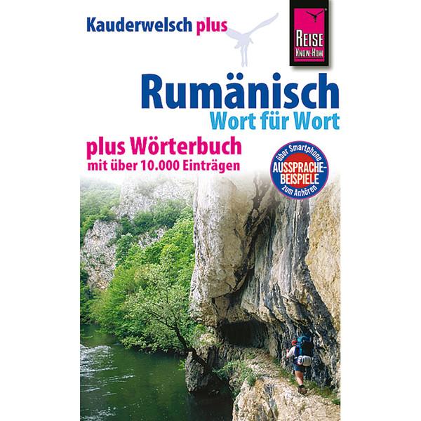 RKH Kauderwelsch plus Rumänisch