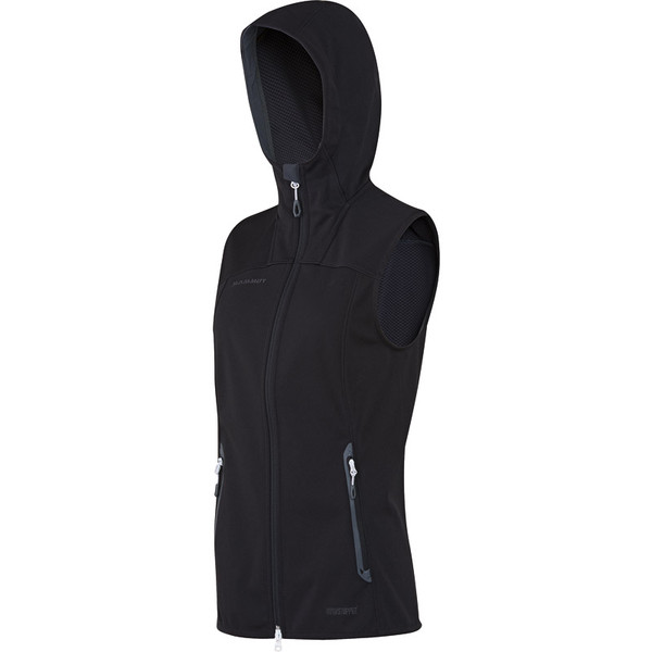 Mammut Ultimate Hooded Vest Frauen - Weste