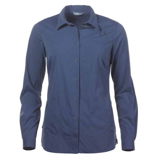 Meru Caprivi L/S Shirt Frauen - Outdoor Bluse