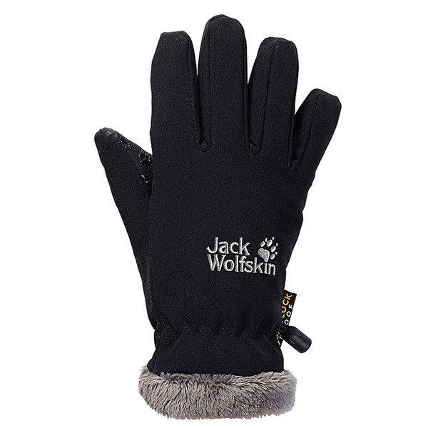 Jack Wolfskin Kids Softshell Highloft Glove Kinder - Handschuhe