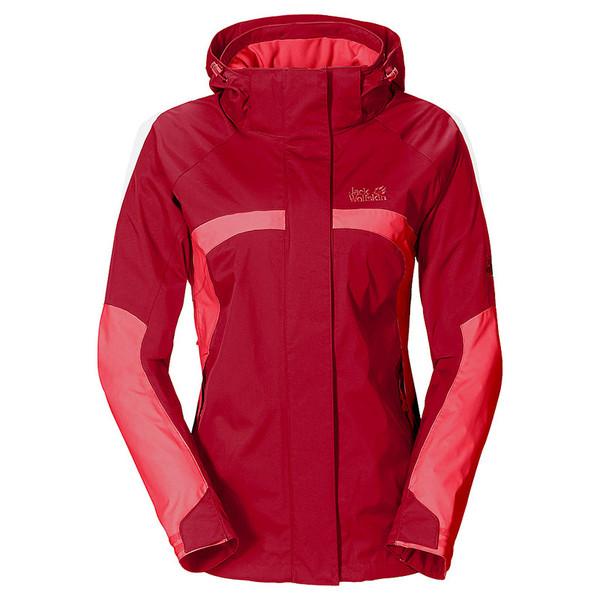 Jack Wolfskin Topaz II Jacket Frauen - Regenjacke