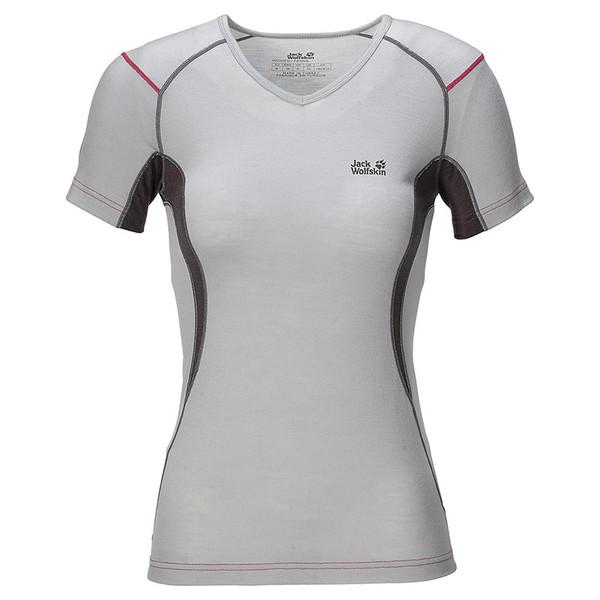 Jack Wolfskin Merino T-Shirt Frauen - Funktionsunterwäsche