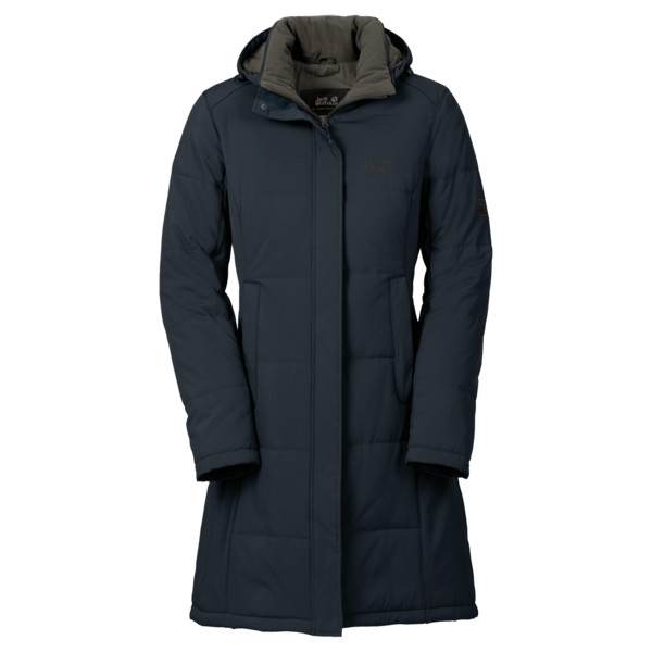 Jack Wolfskin Snow Flurry Coat Frauen - Wintermantel