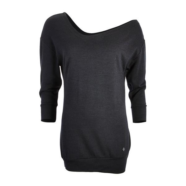 Black Diamond Fine Jade Tunic Frauen - Wollpullover