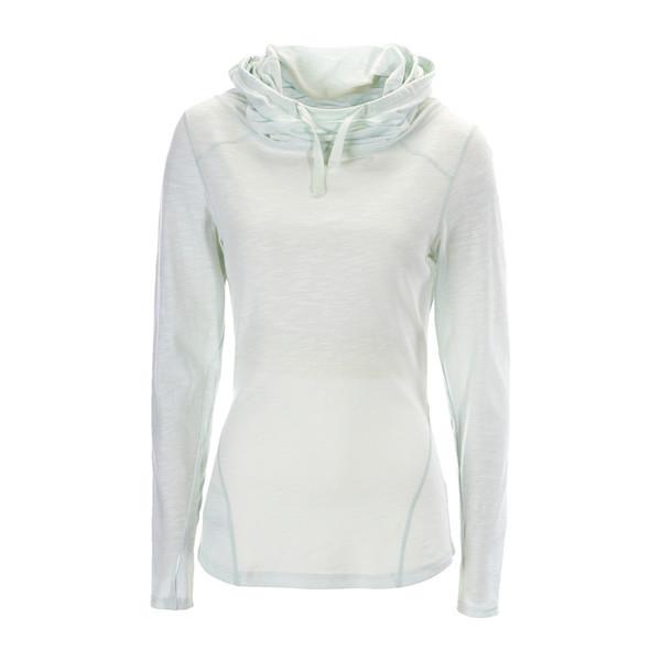 ExOfficio Techspressa Pullover Hoody Frauen - Funktionsshirt