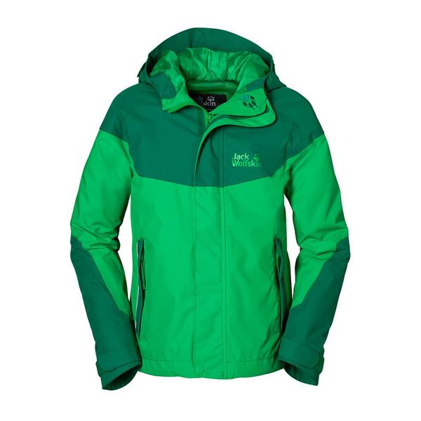 Jack Wolfskin Emerald II Texapore Jacket Kinder - Regenjacke