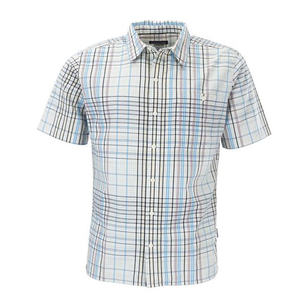 Patagonia Puckerware S/S Shirt Männer - Outdoor Hemd