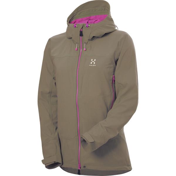 Haglöfs Fjell Jacket Frauen - Softshelljacke