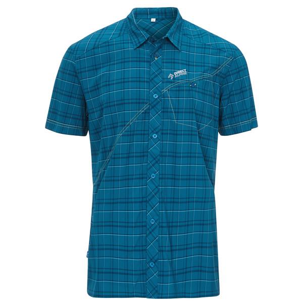 Direct Alpine Ray S/S Shirt Männer - Outdoor Hemd