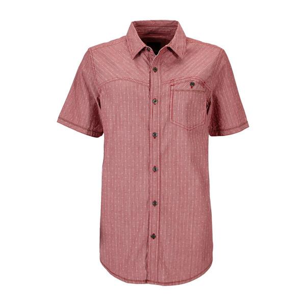 Prana Patras S/S Shirt Männer - Outdoor Hemd