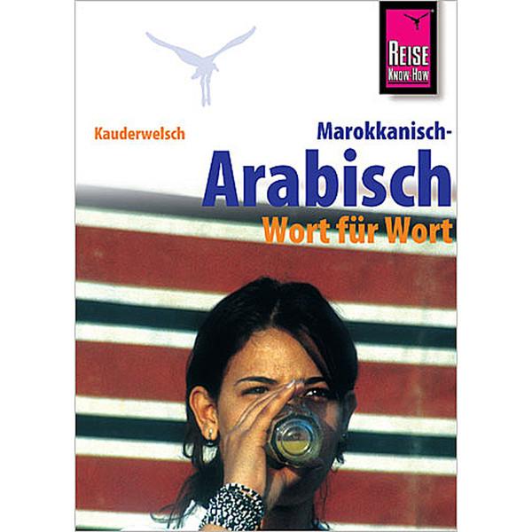 RKH Kauderwelsch Marokkanisch