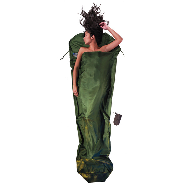 Cocoon MummyLiner Silk - Schlafsack Inlett