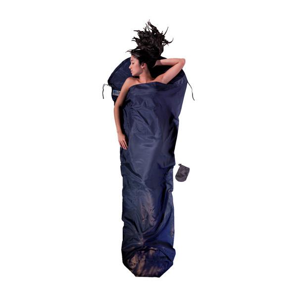 Cocoon MummyLiner Silk/Cotton - Schlafsack Inlett