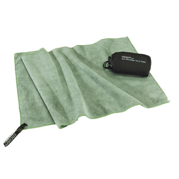 Cocoon Microfiber Terry Towel Light - Reisehandtuch