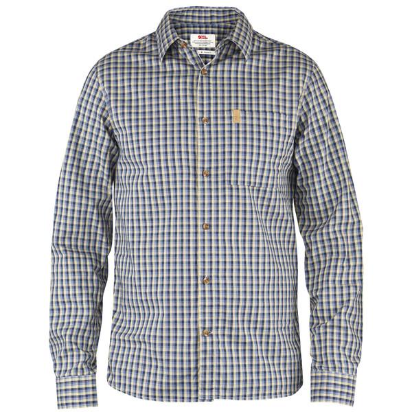 Fjällräven Kiruna Shirt L/S Männer - Outdoor Hemd