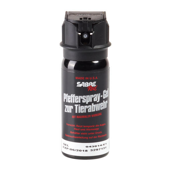 Sabre Red Pepper Gel MK-3 - Pfefferspray