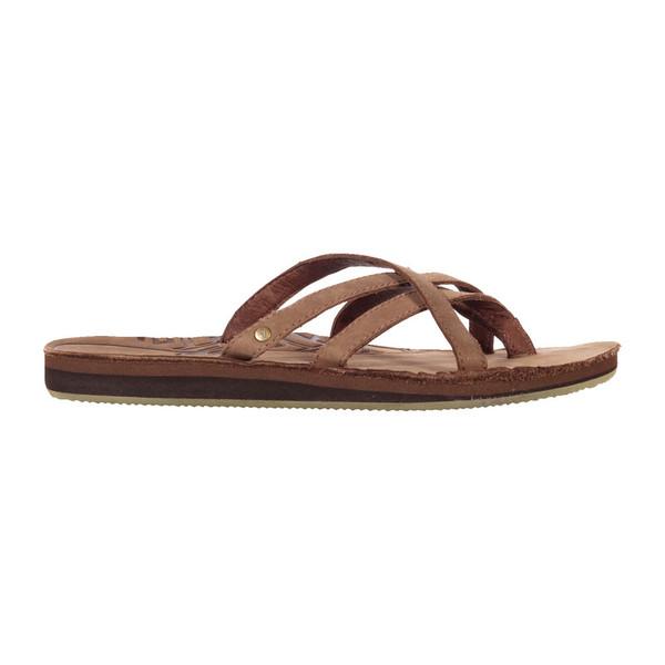 Teva Olowahu Leather Frauen - Outdoor Sandalen