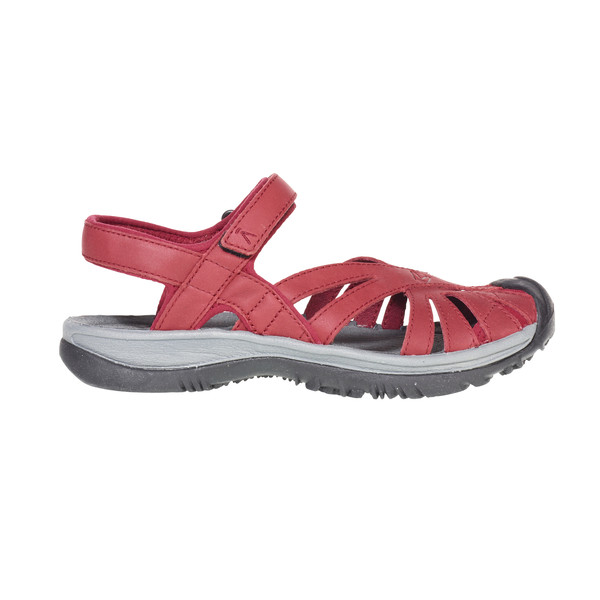 Keen Rose Leather Frauen - Outdoor Sandalen