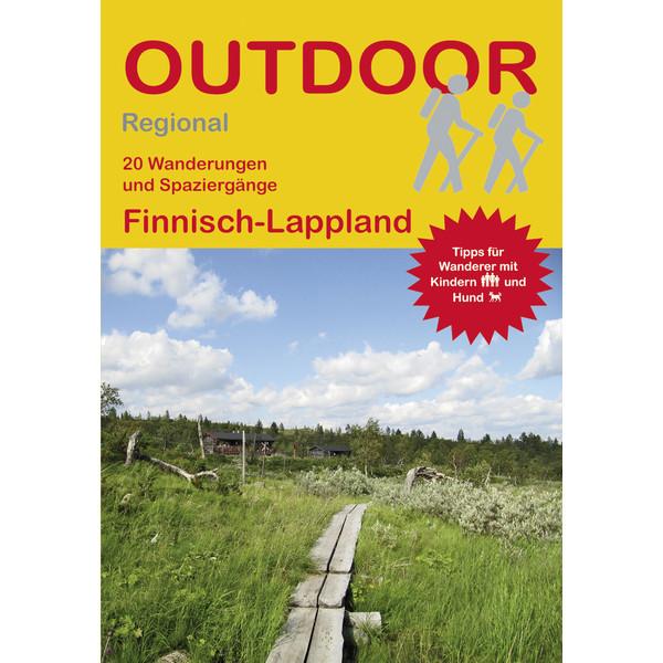 20 Wanderungen Finnisch-Lappland