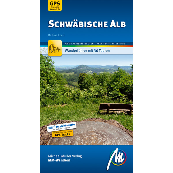 MMV Wanderführer Schwäbische Alb