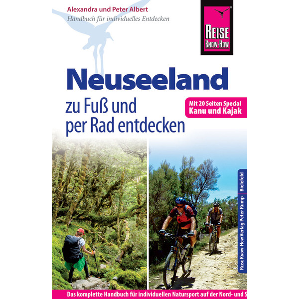 RKH Neuseeland Outdoor-Handbuch