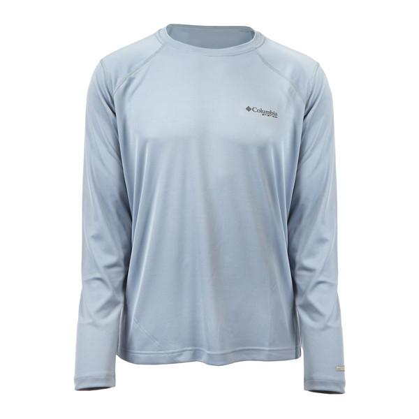 Columbia B&G L/S Knit Shirt Männer - Funktionsshirt