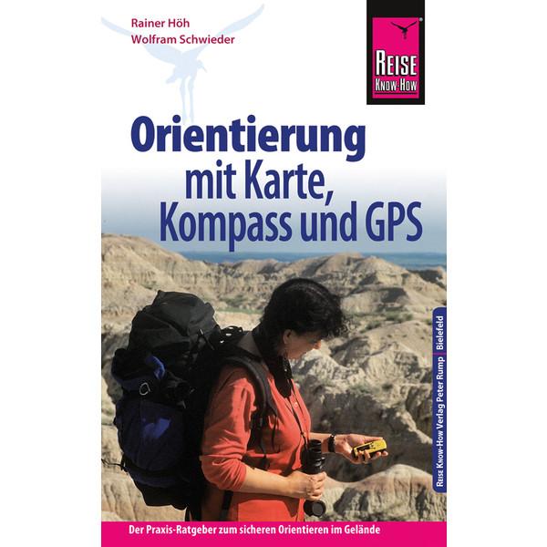 RKH Orientierung mit Karte, Kompass, GPS