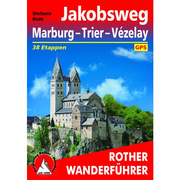 BvR Jakobsweg Marburg - Trier - Vézelay