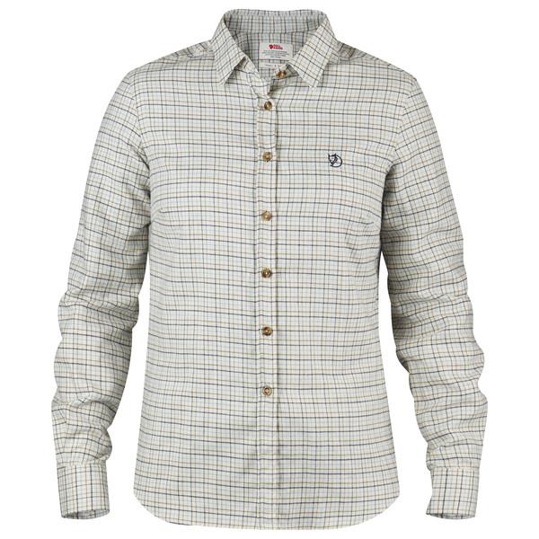 Fjällräven Sörmland Flannel L/S Shirt Frauen - Outdoor Bluse