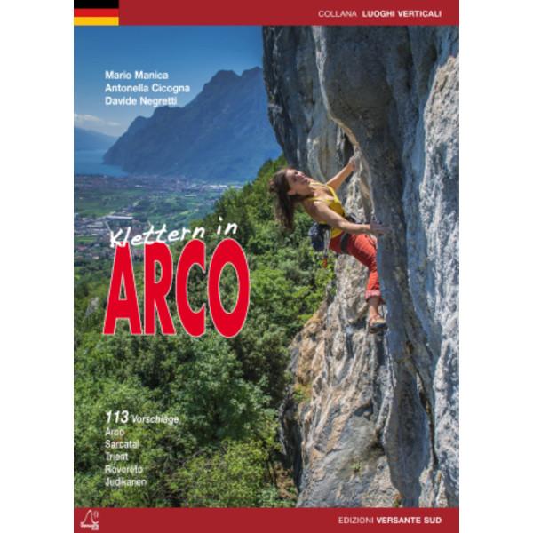 Klettern in Arco 113 Klettergebiete