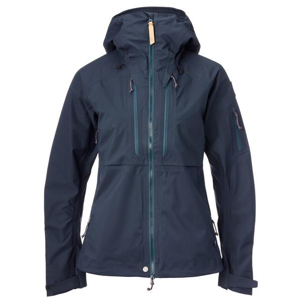 Fjällräven Keb Eco-Shell Jacket Frauen - Regenjacke