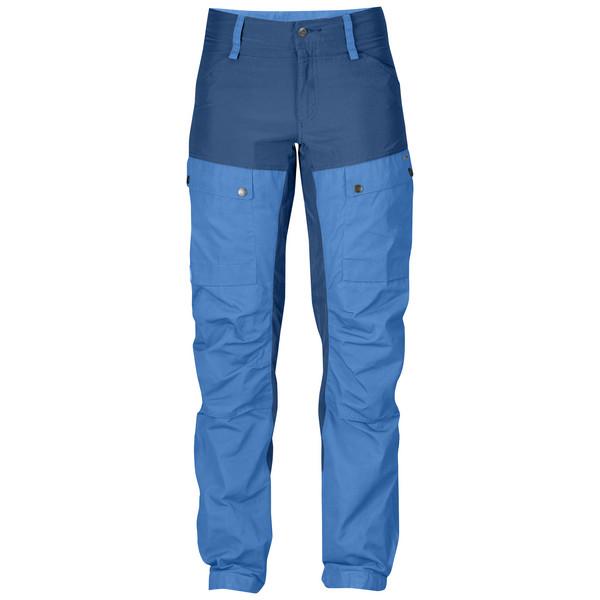 Fjällräven Keb Curved Trousers Frauen - Trekkinghose