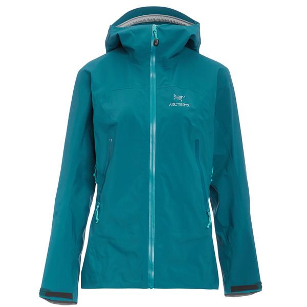 Arc'teryx Zeta AR Jacket Frauen - Regenjacke