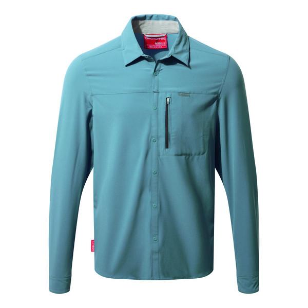 Craghoppers NosiLife Pro Long Sleeved Shirt Männer - Outdoor Hemd