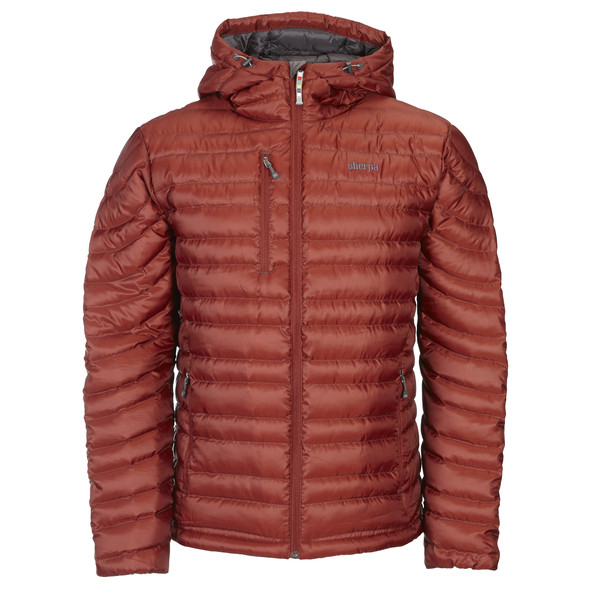 Sherpa Nangpala Hooded Jacket Männer - Daunenjacke