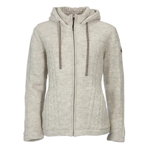 Sherpa Nima Jacket Frauen - Wolljacke