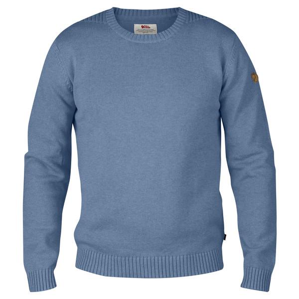 Fjällräven Övik Knit Crew Männer - Sweatshirt