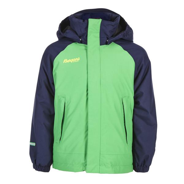 Bergans Storm Insulated Jacket Kinder - Winterjacke